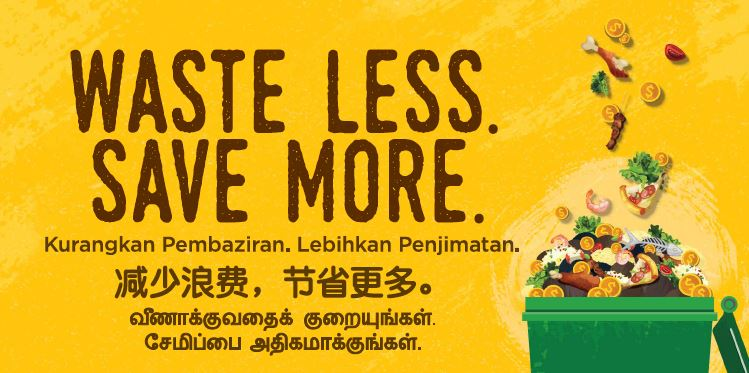 Food Waste Reduction Poster 2017