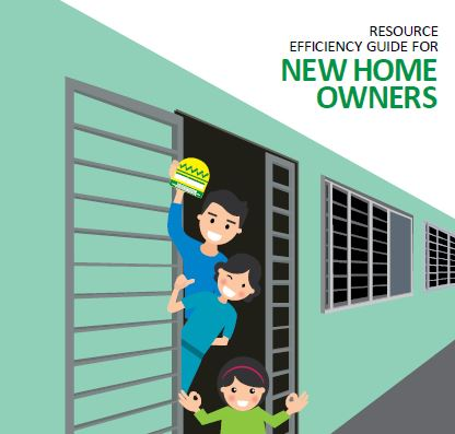 Resource Efficiency Guide for New Home Owners