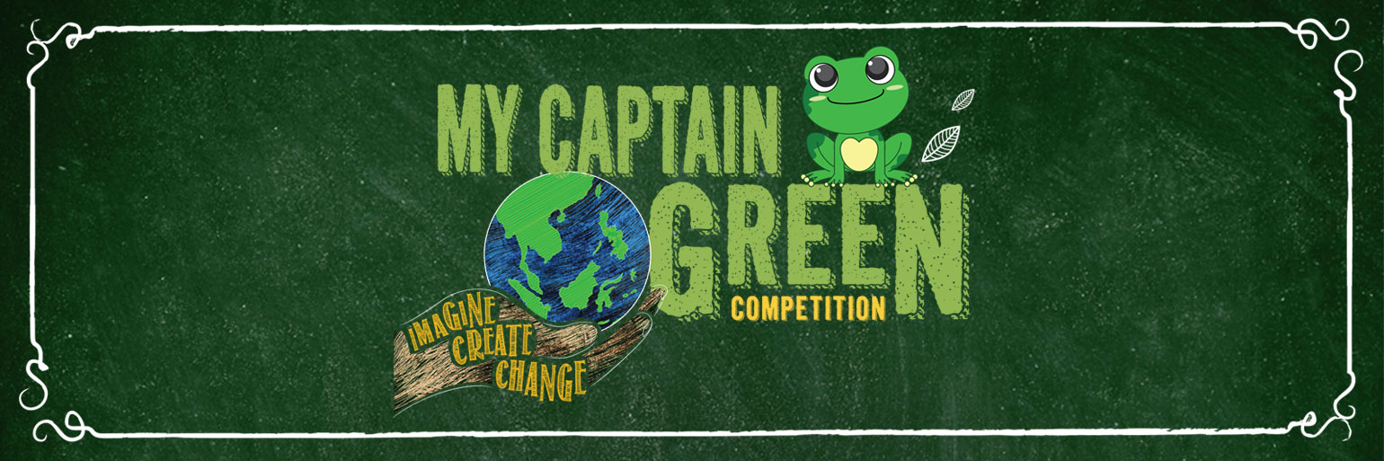 My Captain Green Competition