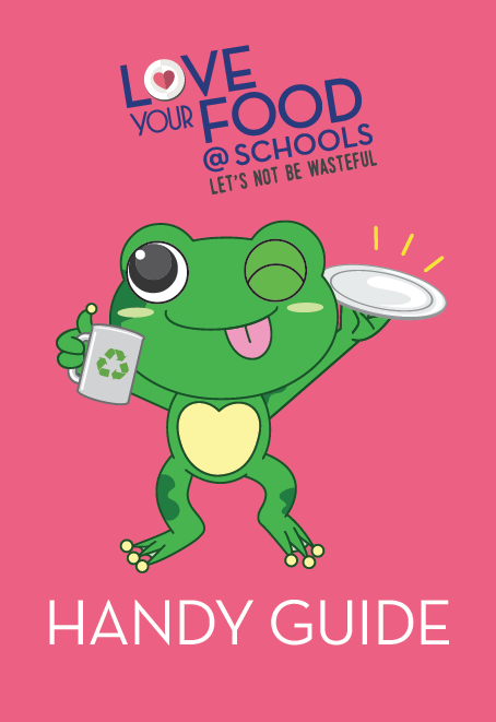 Food Waste Reduction Brochure for Schools